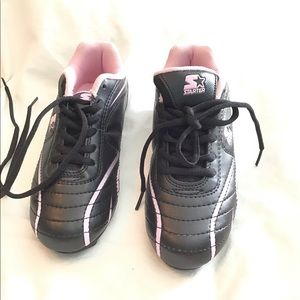 Girls Starter Cleats Size 1